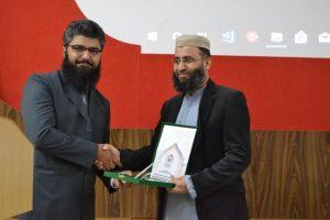 naveed-ramzan-hult-prize-session-riphah-international-university-islamabad